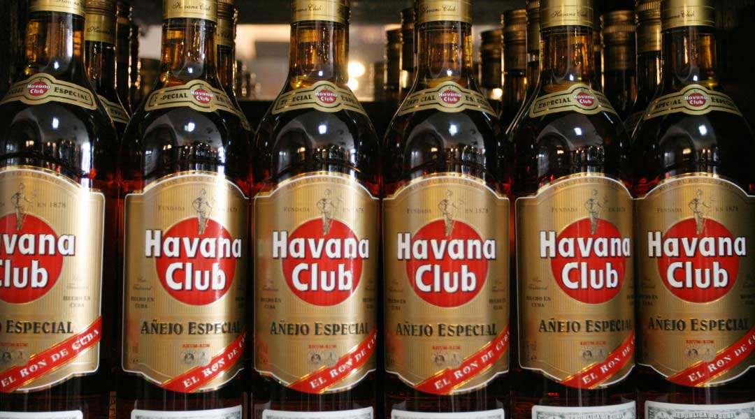 Havana Club - Cubas rom. Foto: Chris Brown (CC by 2.0)