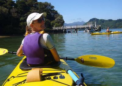 New Zealand rejseforberedelse (Efterår)