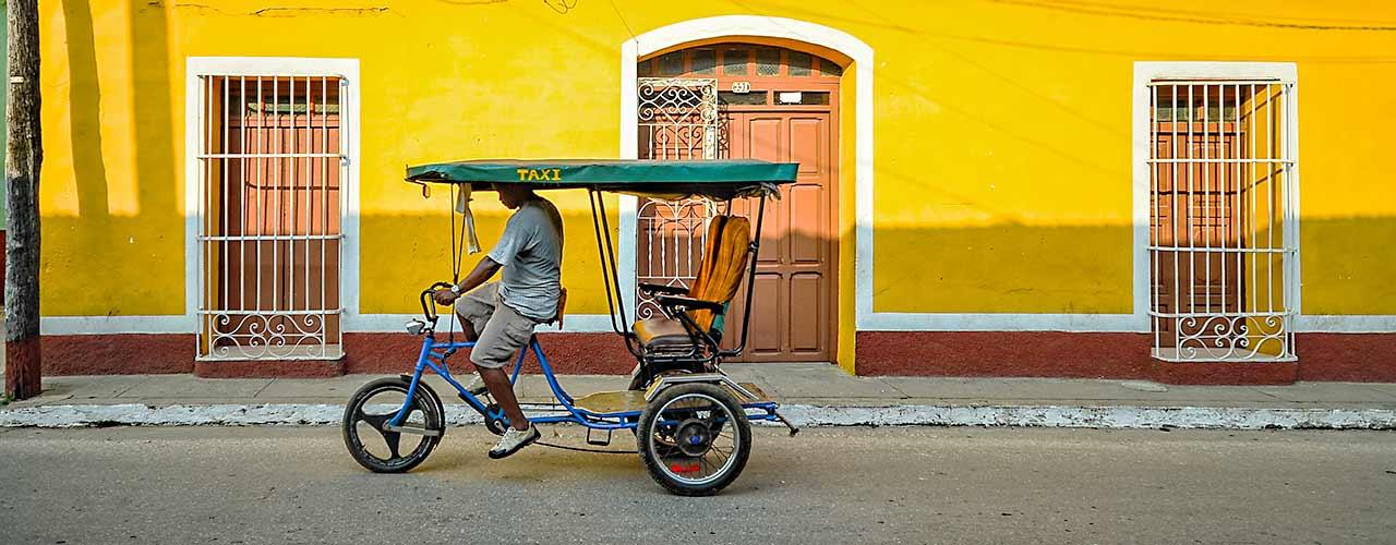 Taxi i Trinidad, Cuba. Foto: Bud Ellison (CC by 2.0)