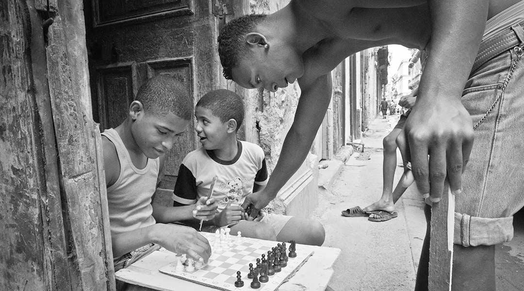 Skak, Cuba. Foto: Theodor Hensolt (CC by 2.0)