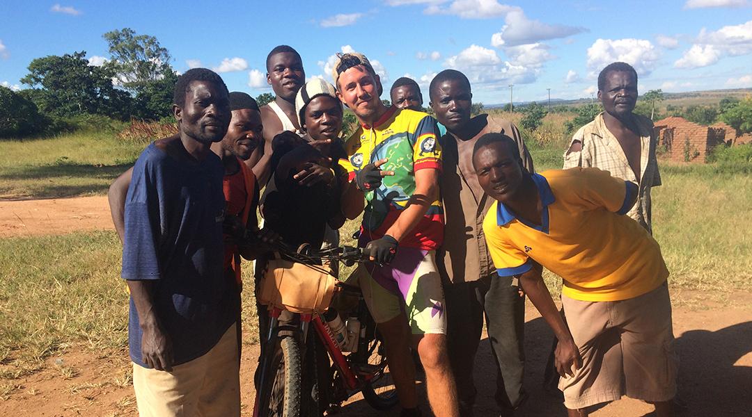 Malawi på cykel