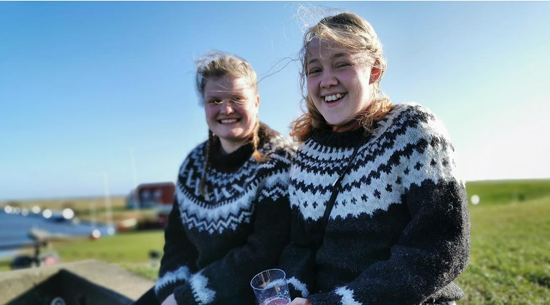 Tour de Denmark med ude i stalden