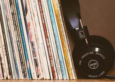 Ind i musikken